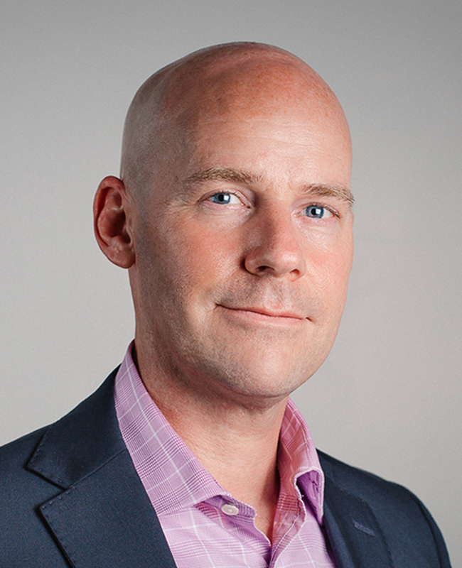 picture of steven smithers ibi chief operations officer