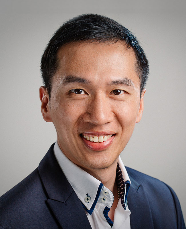 picture of jaffee kong ibi commercial director