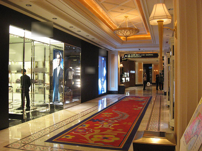 Italian Luxury Fashion Store
