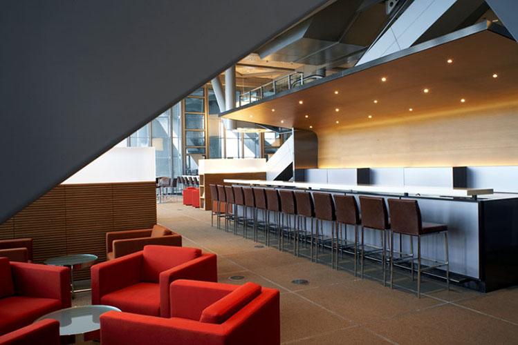 F&B in Banking Headquarter