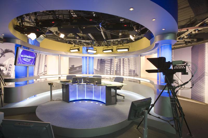 電視廣播工作室