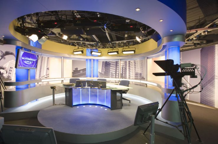 Television Broadcasting Studios