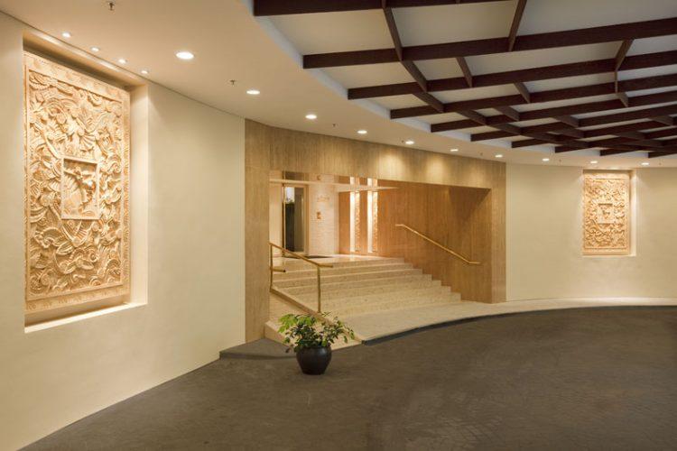Luxury Apartment Lobbies