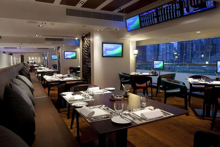 國際自助餐廳