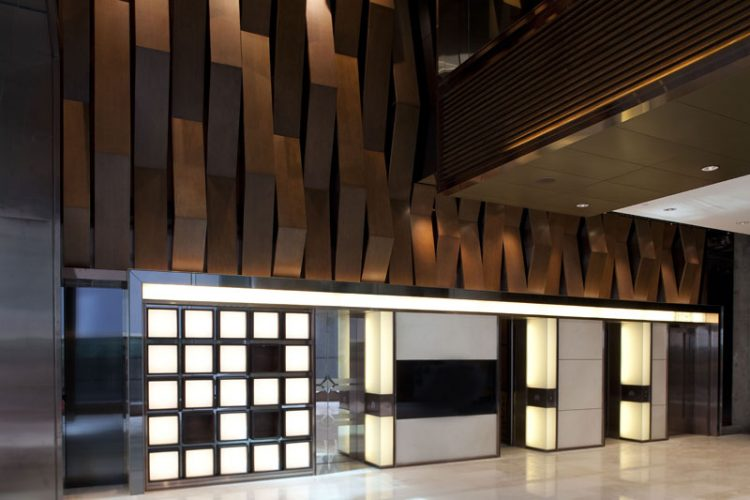 Facade, Podium and Lift Lobbies