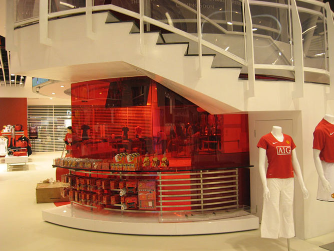 Asian Flagship Sporting Store