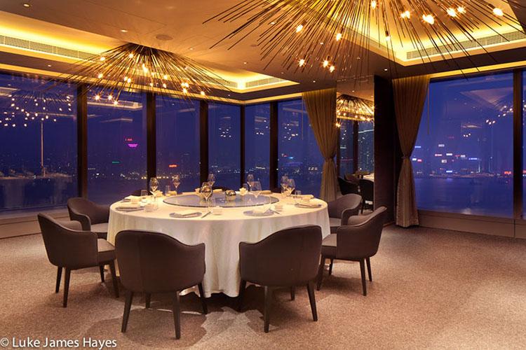兩款高級酒店餐廳