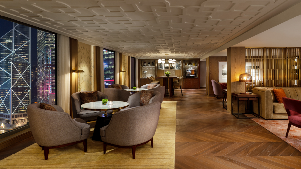Mandarin Club Lounge